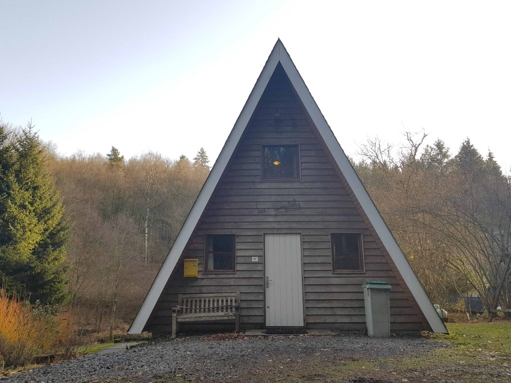 Foto van het Vakantiehuis in de Ardennen
